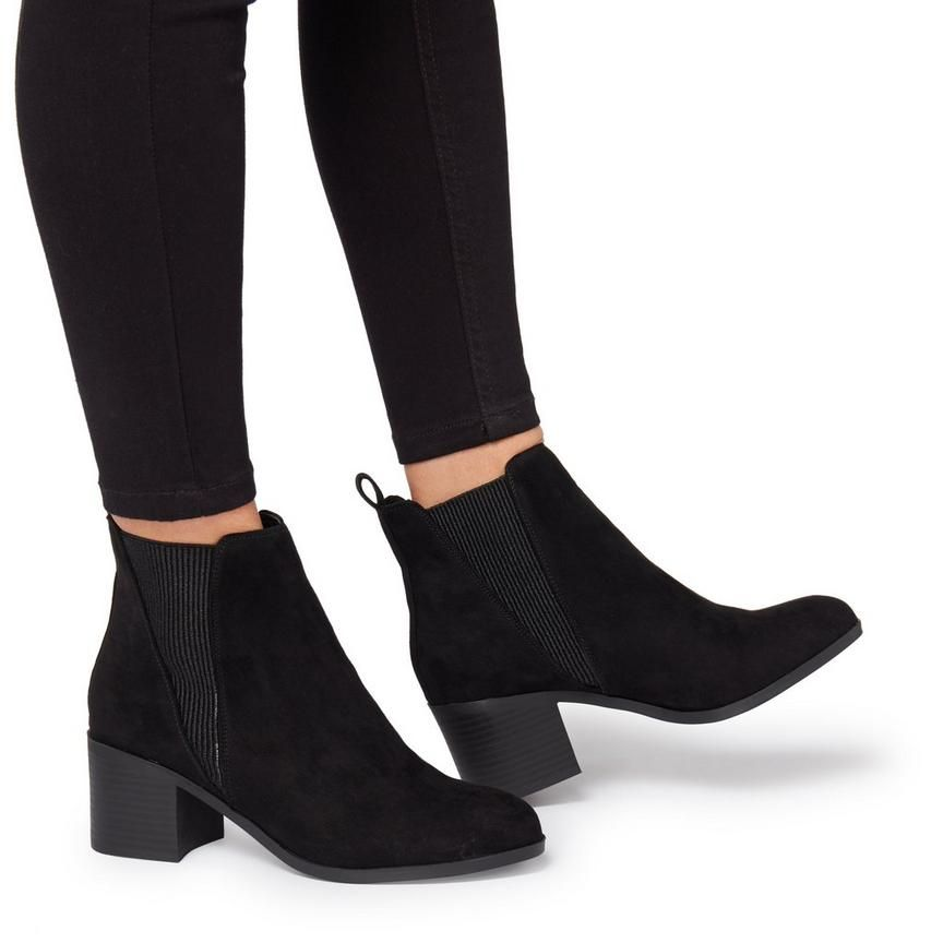 7ebb8850d7df PALLOW - Pointed Ankle Boot - black