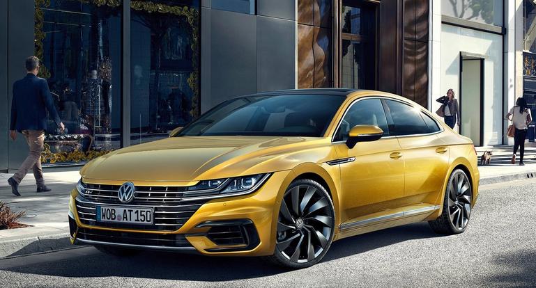 2020 Volkswagen Arteon Review Interior And Colors