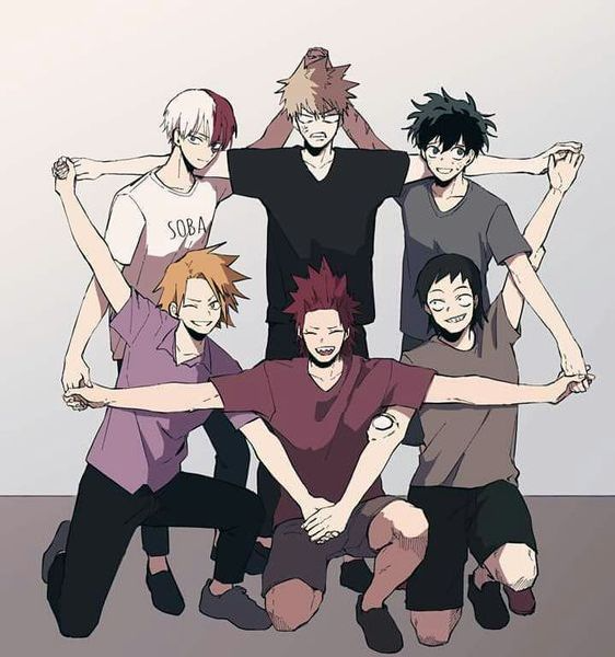 Photo of choose some outfits and i'll give you a bnha boy