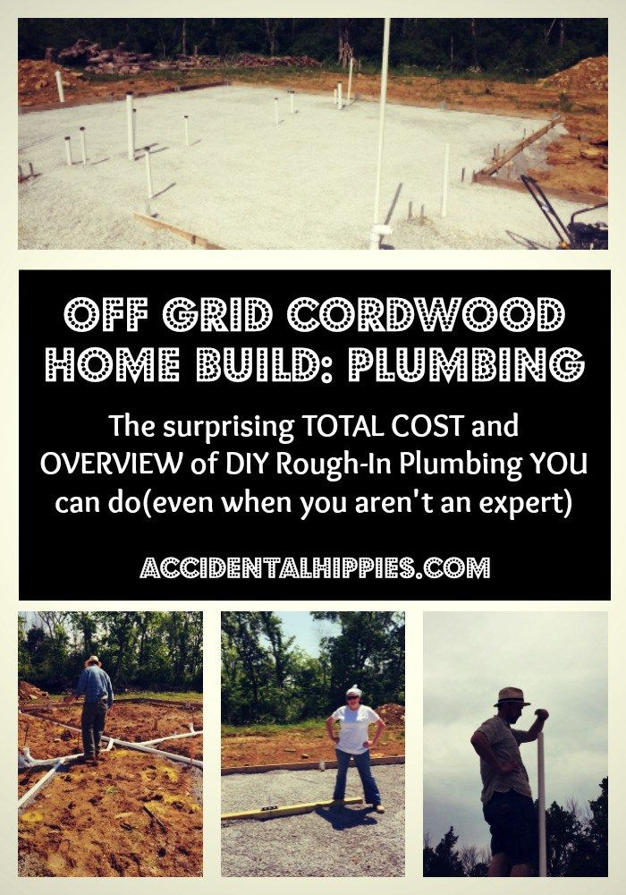 Want To Build A House On Your Own One Day, But Are Scared Of Plumbing
