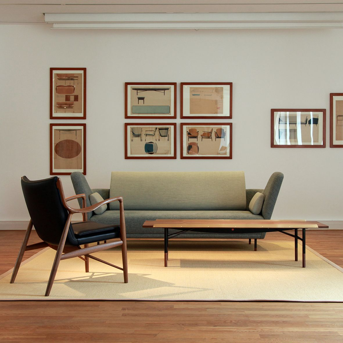 57 Sofa Images | House Of Finn Juhl