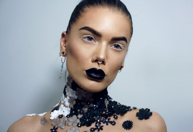 Todays look | two toned (Lindas Sminkblogg) | Beleza