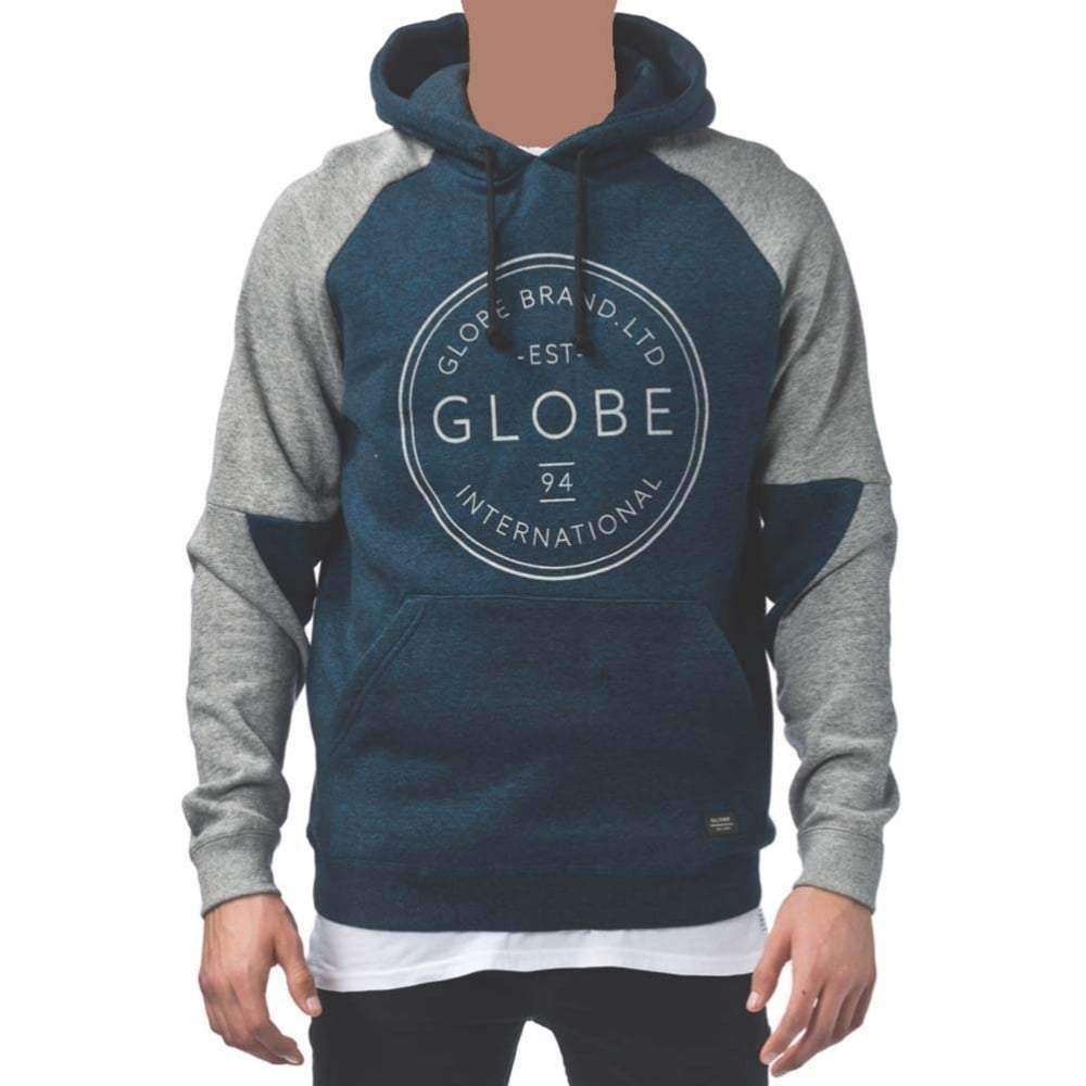 Hurley Big Boys Thermal Fit Front Zip Obsidian Hoody