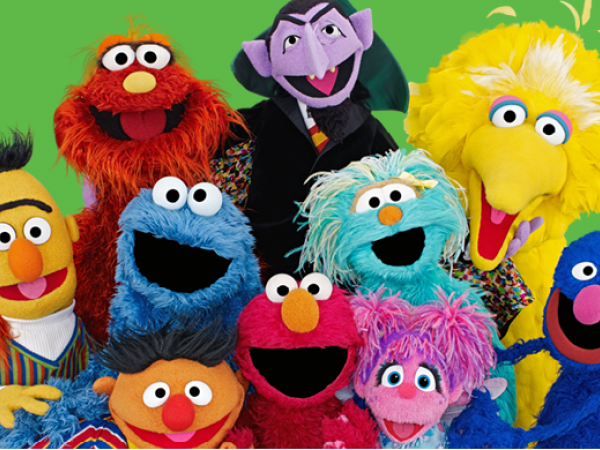 Image Result For Sesame Street Characters