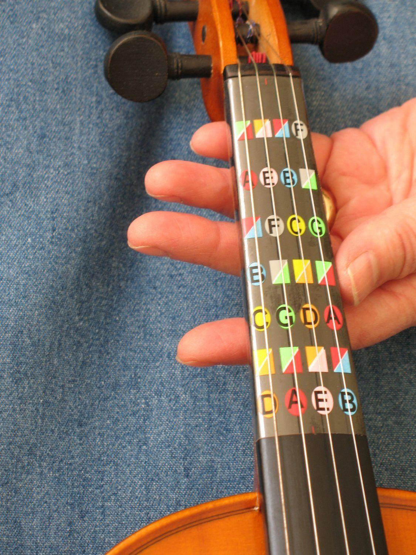 Amazon Fretless Finger Guide For Full 44 Size Violin