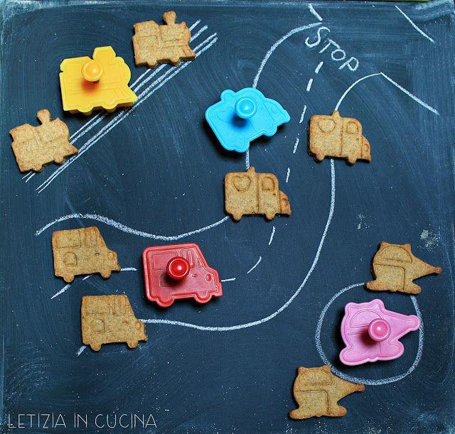 Letizia in Cucina: Biscotti di frolla al farro semintegrale ...