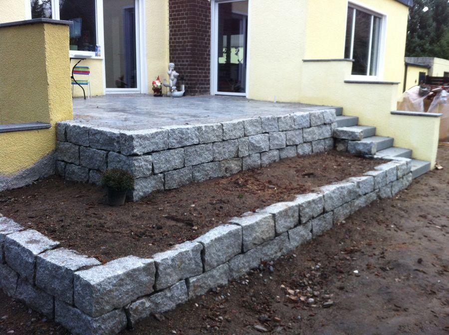 Trockenmauer projet Pinterest Garten, Gardens and Green garden - gartenideen wall
