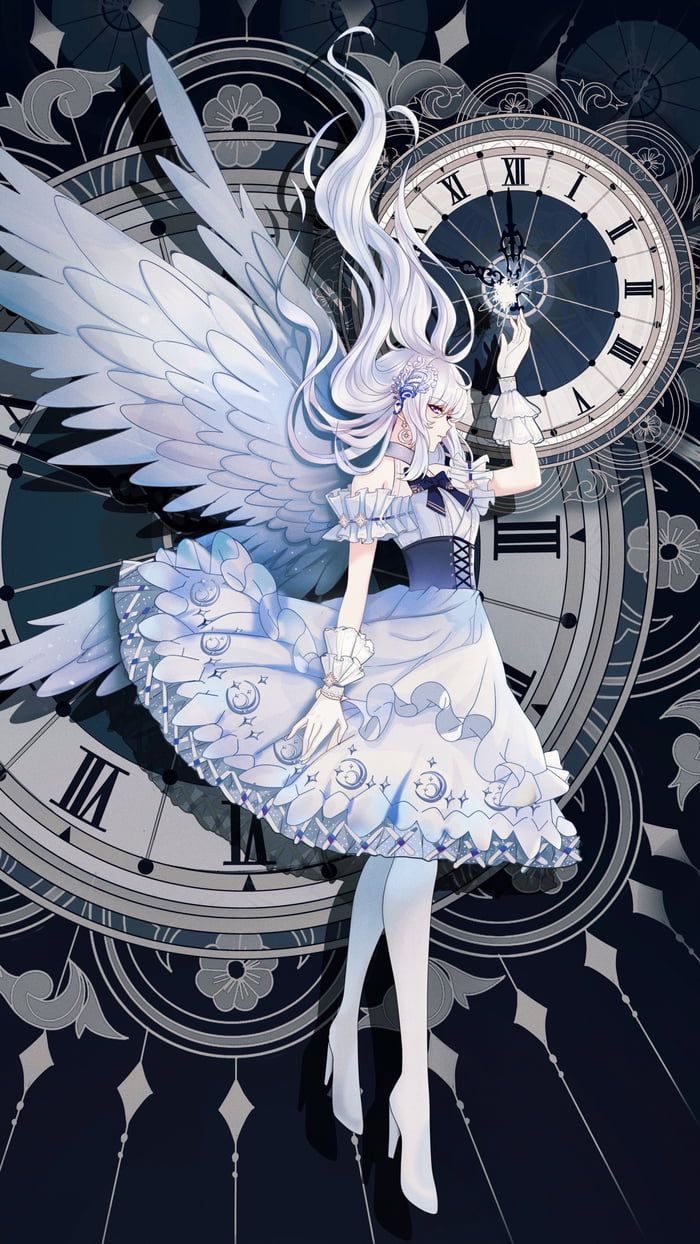 Photo of Angel of Time
