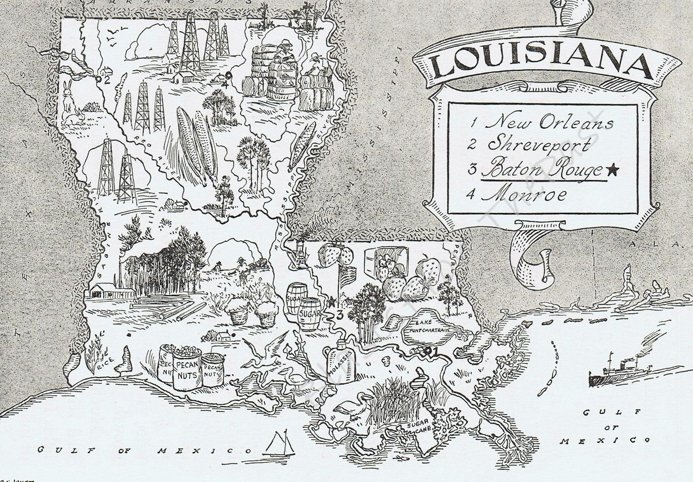 Love these old maps
