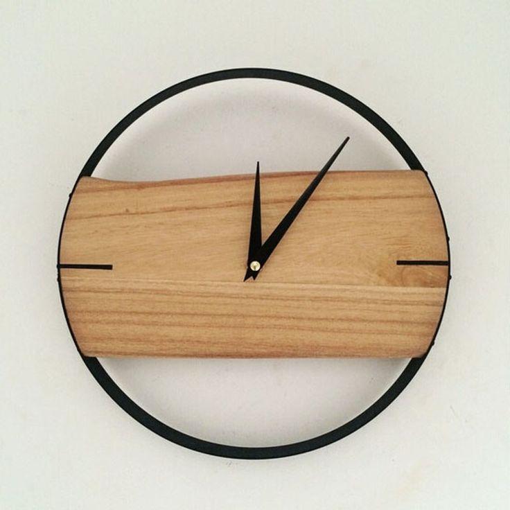 Risultati immagini per orologi particolari da parete fai for Idee per orologio da parete