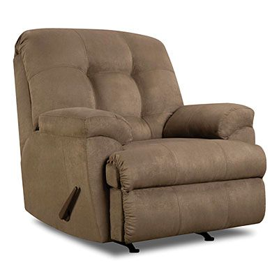 Best Simmons® Velocity Shitake Recliner At Big Lots Recliner 400 x 300