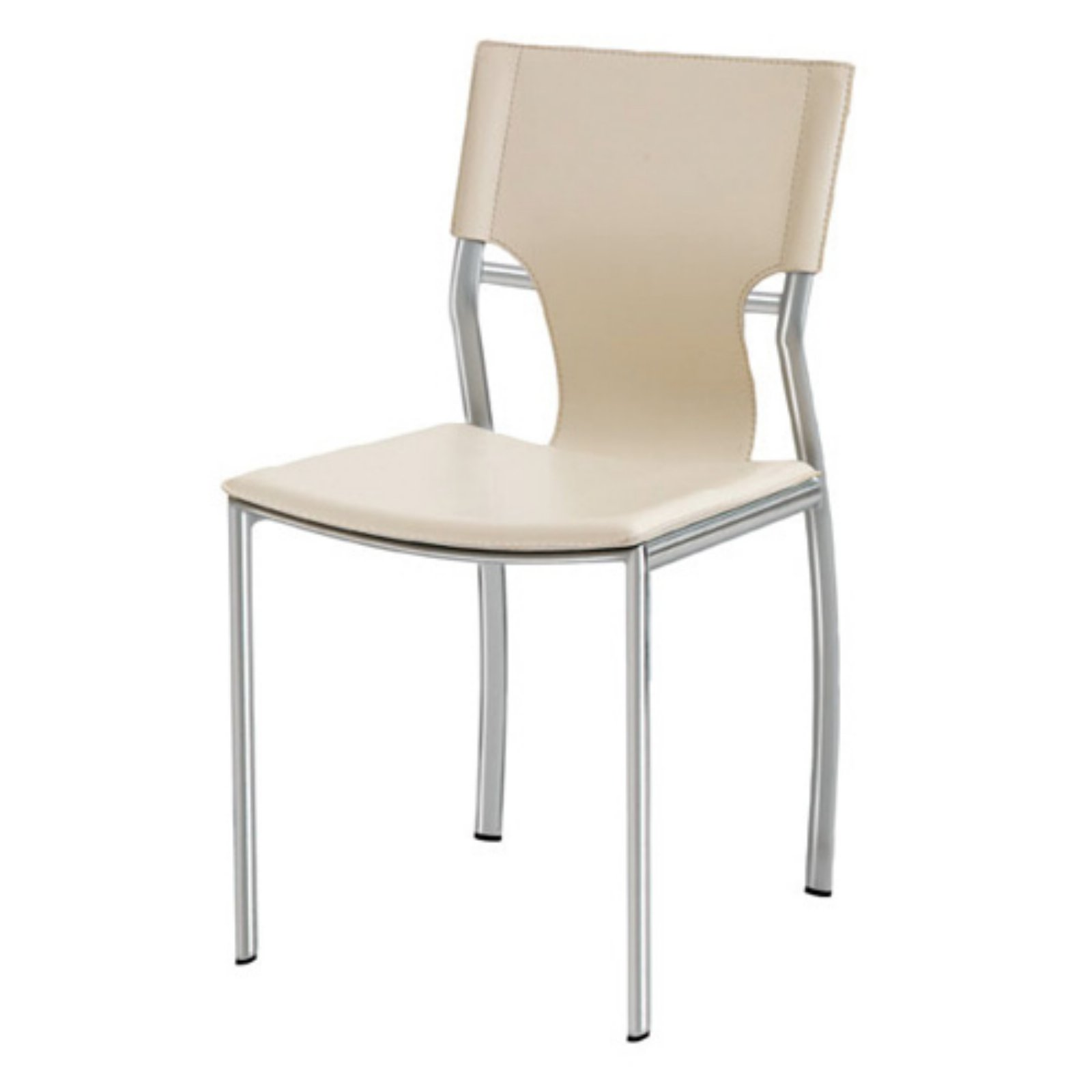 Nuevo Lisbon Dining Chair Dining Chairs White Modern Furniture