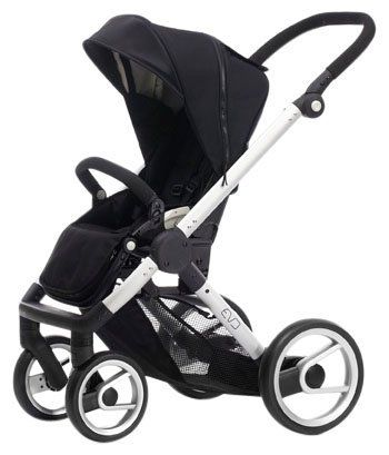 Mutsy EVO   $399   WEIGHT: 26 lbs   FF/RF: Yes   REMOVE SEAT: No   ONE-HANDED FOLD: No   Full-Recline   Graco car seats, Snugride and Safeseat