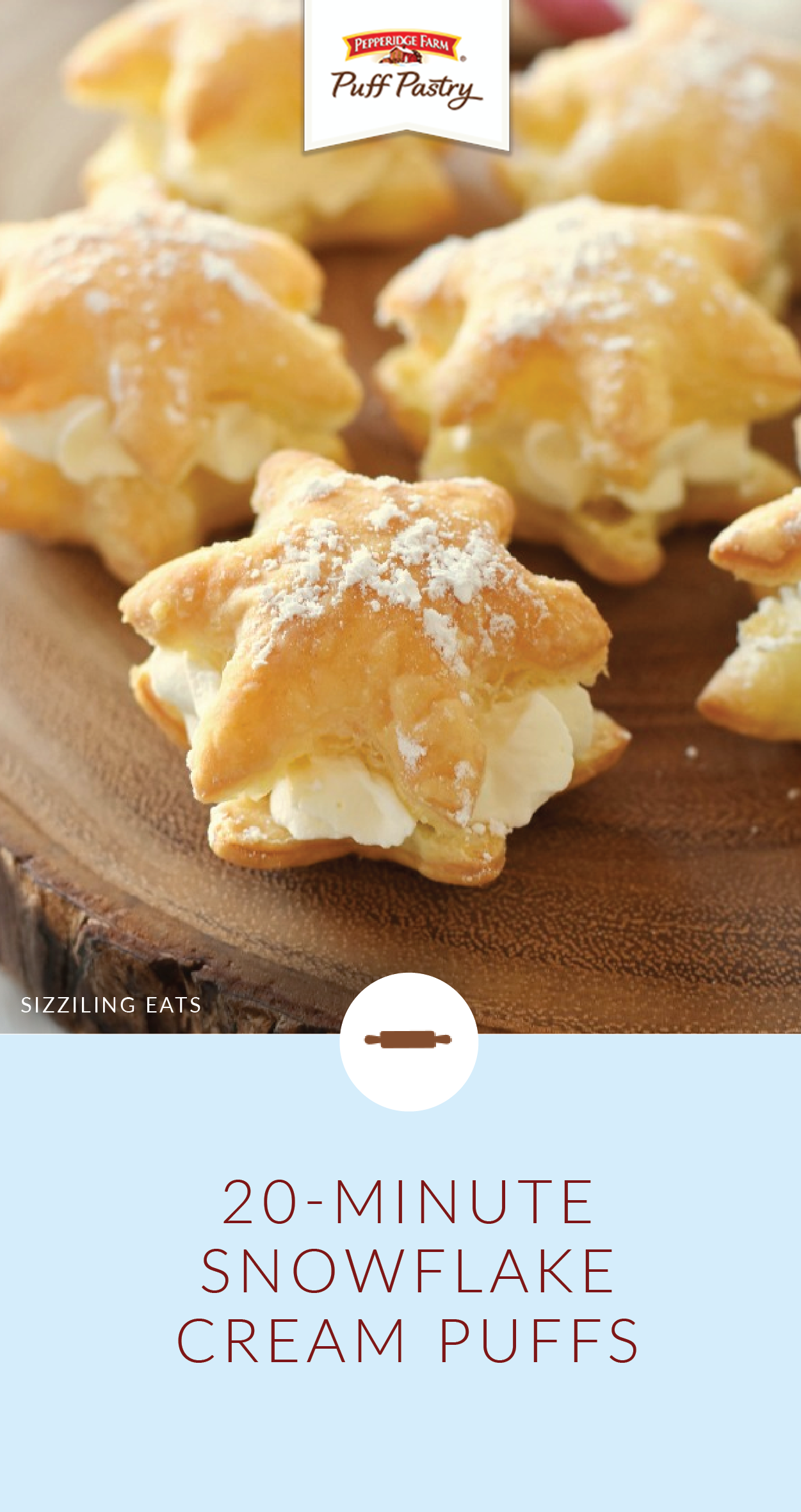 Baking puff pastry dough. Culinary delights in 15 minutes 63
