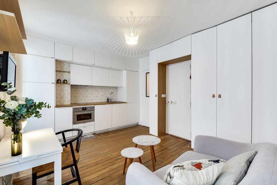 Appartement Paris Marais  Un  M Multifonction  Crdence