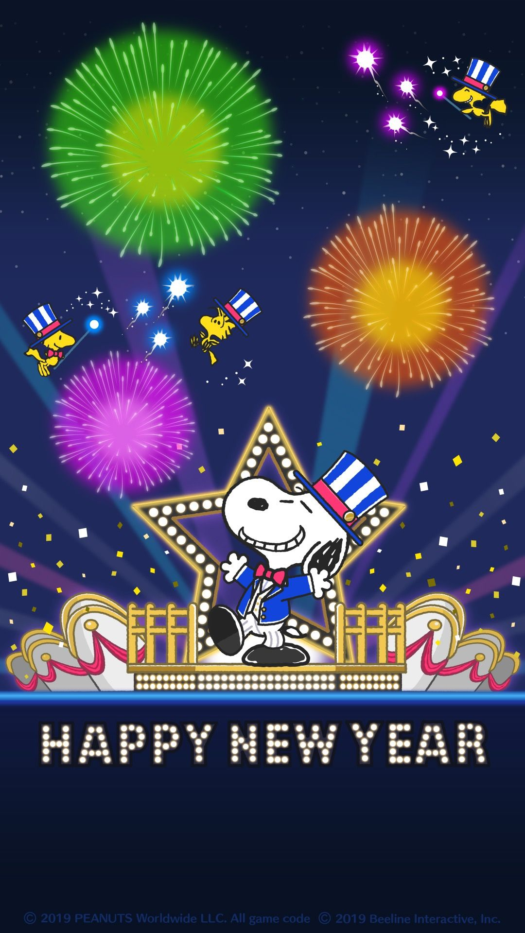 Snoopy スヌーピー パレード Snoopy Happy New Year Snoopy Pictures Snoopy Wallpaper