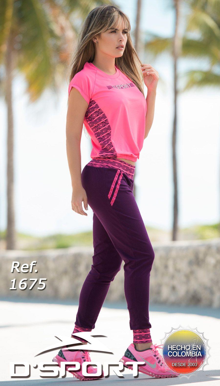 1675 ROPA DEPORTIVA MUJER - SKA Studio Moda Deportiva Para Mujer db99ea9ea511
