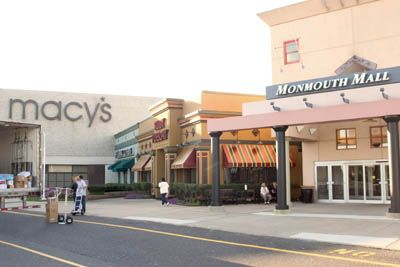 Monmouth Mall in Eatontown, NJ
