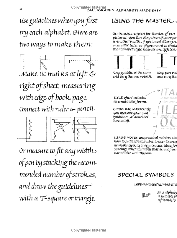 Calligraphy Alphabets Made Easy (Perigee): Amazon.de: Margaret Shepherd: Fremdsprachige Bücher