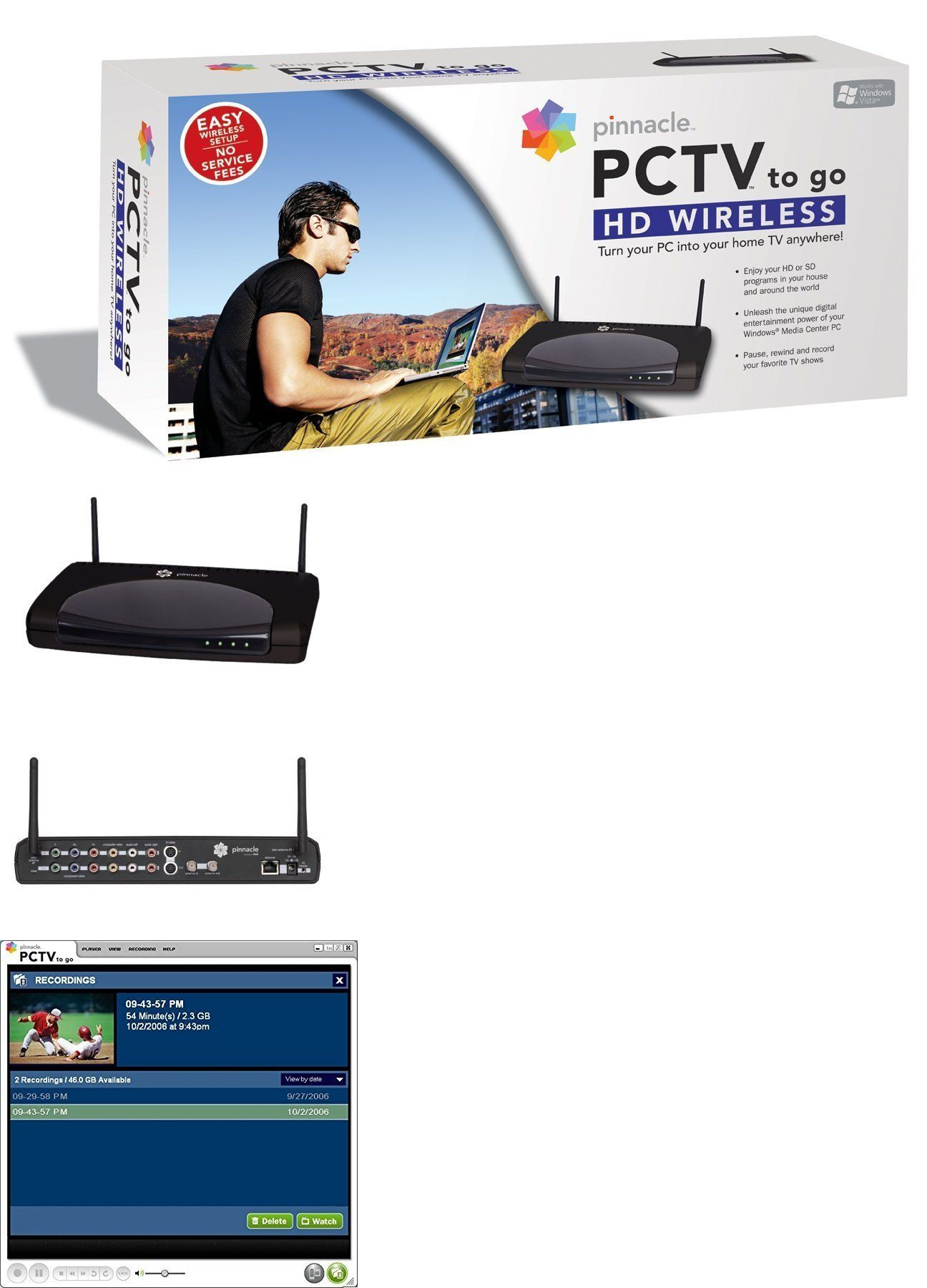 PINNACLE PCTV TO GO HD WIRELESS DRIVER FOR WINDOWS MAC