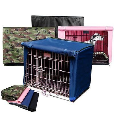 """Pet dog crate cage #kennel cover #breathable #outdoor waterproof size 19""""-36"""" s-x,  View more on the LINK: http://www.zeppy.io/product/gb/2/401042972151/"""
