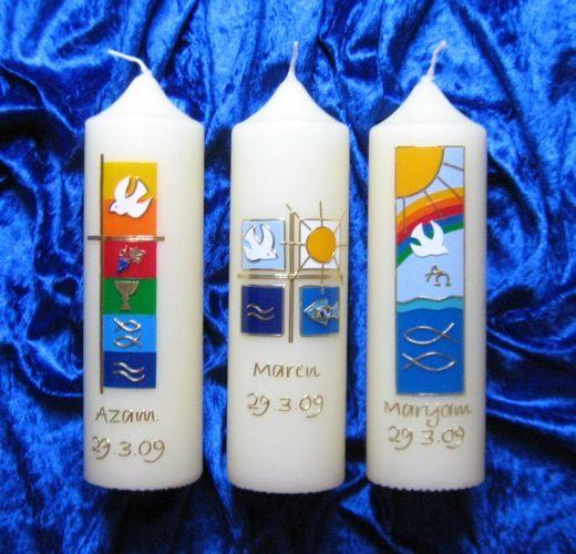 Baptism Candle Baptismal Candle Ideas Baptism Candle