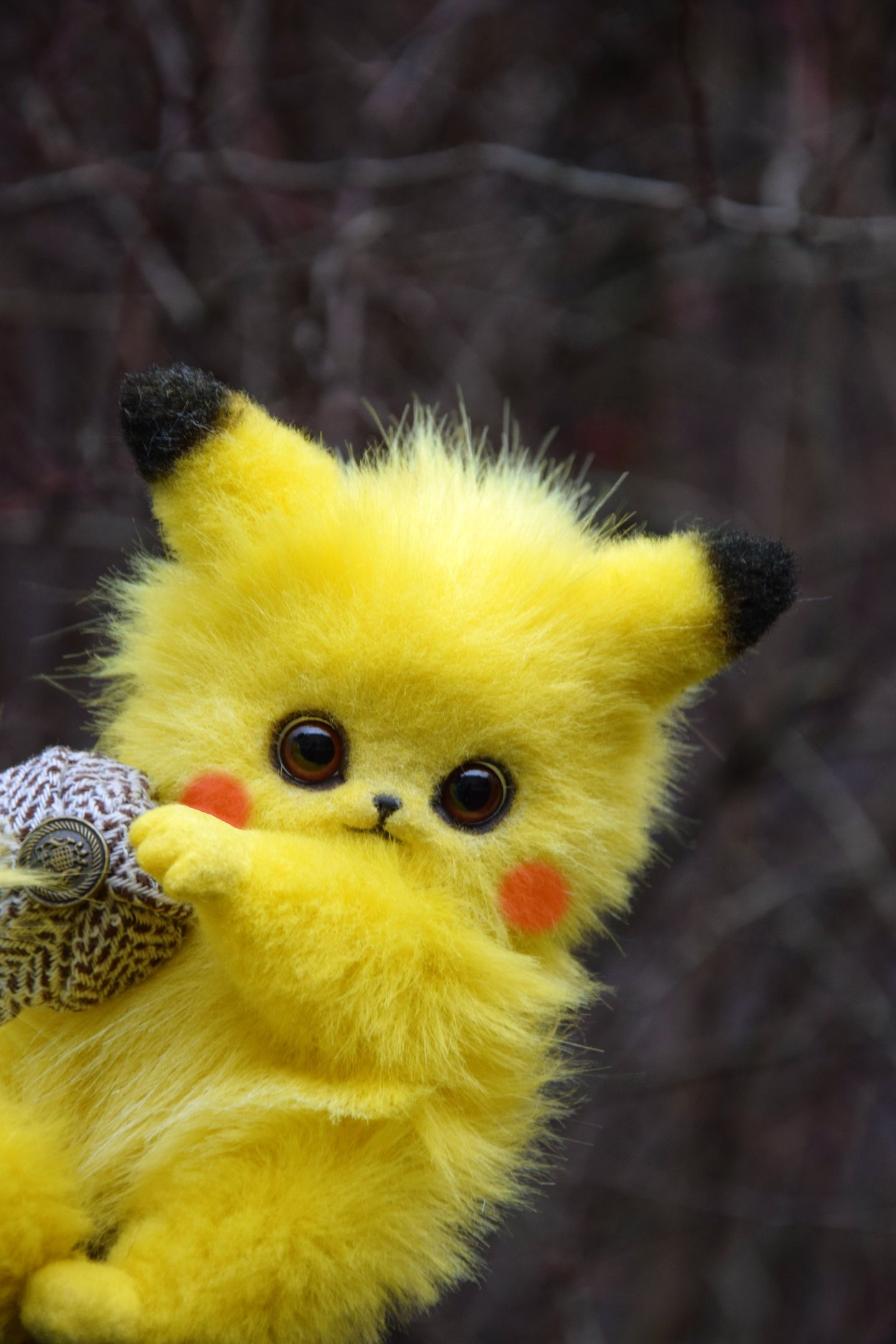 Pikachu Detective, Fantasy creatures & pets toys f
