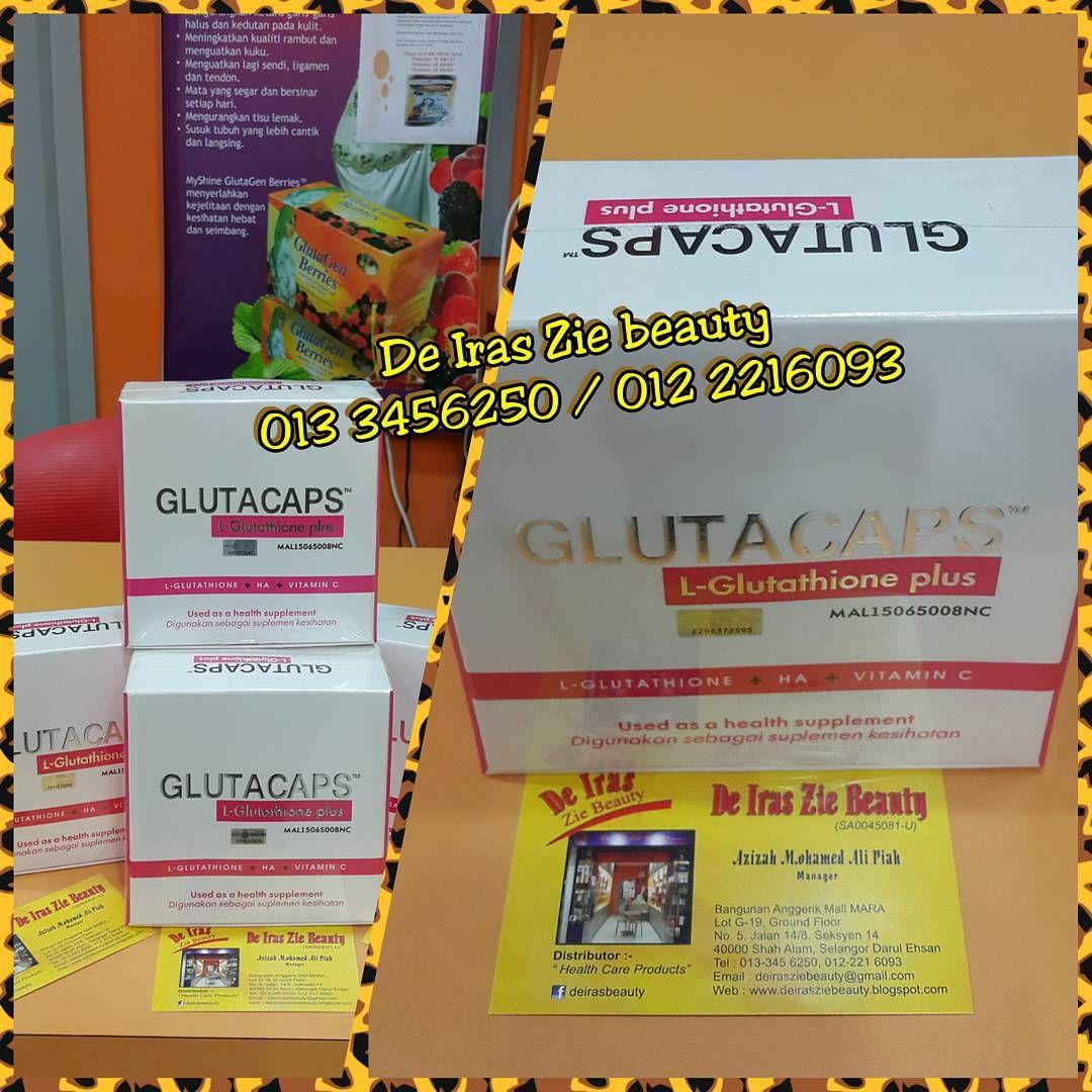 GlutaCaps Glutathione, Mall, Dan