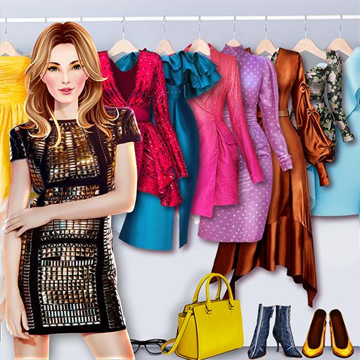 International Fashion Stylist Model Design Studio 3 5 Mod Unlimited Everything Download For Android Fashion Stylist International Fashion Design Studio