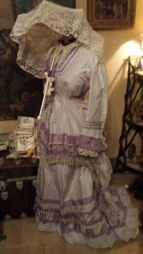 Frou-Frou Napoleon III dress