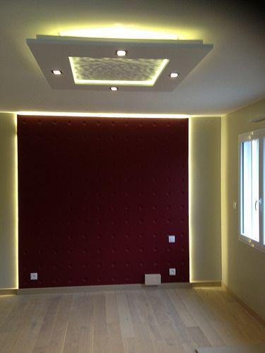 Plafond Lumineux Decoration Murale Meudec Plouescat