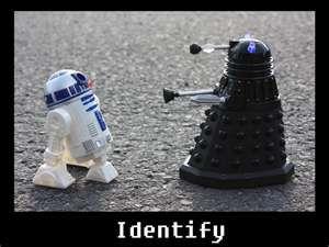 R2D2 meets Dalek