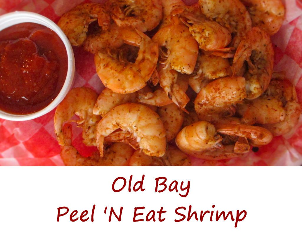 Old Bay Peel 'N Eat Shrimp #shrimpseasoning