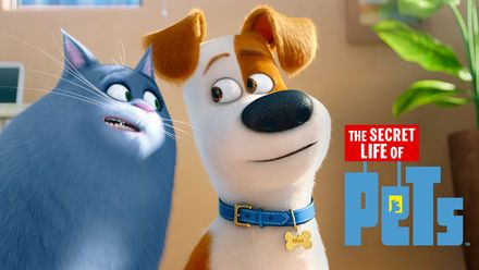 Check Out The Secret Life Of Pets On Netflix Pets Movie