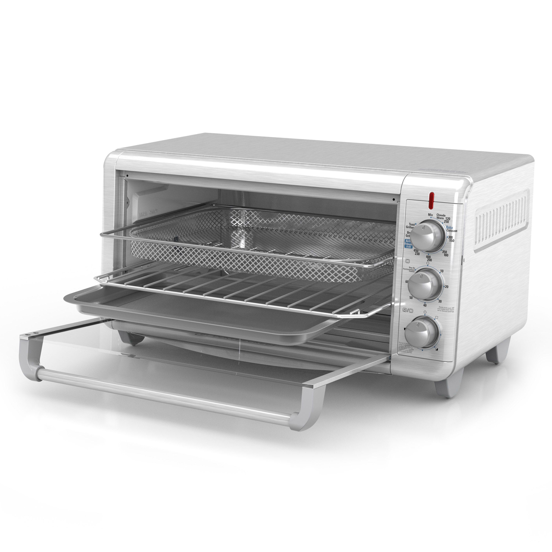 Blackdecker extra wide crisp n bake air fry toaster oven