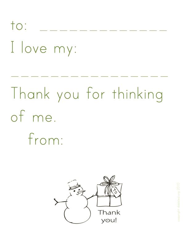Simple Thank You Note Idas Ponderresearch Co