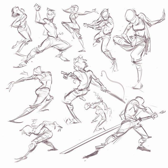 Lunch Break Gesture Sketches No Ref Gesture Gesturedrawing Drawing Art Pose Action Dynamic Figure Drawing Poses Drawing Reference Poses Drawing Poses