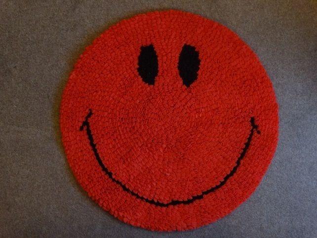 Smiley Face Rug Rugs Smiley Smiley Face