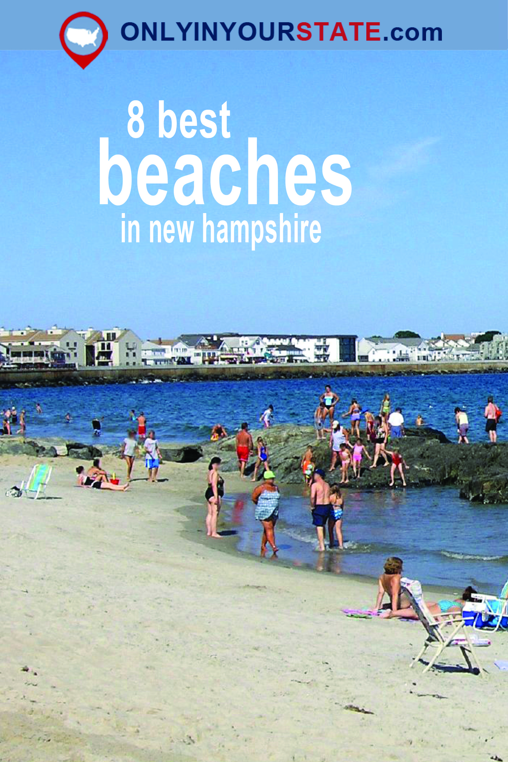 8 gorgeous beaches in new hampshire that you have to check out this