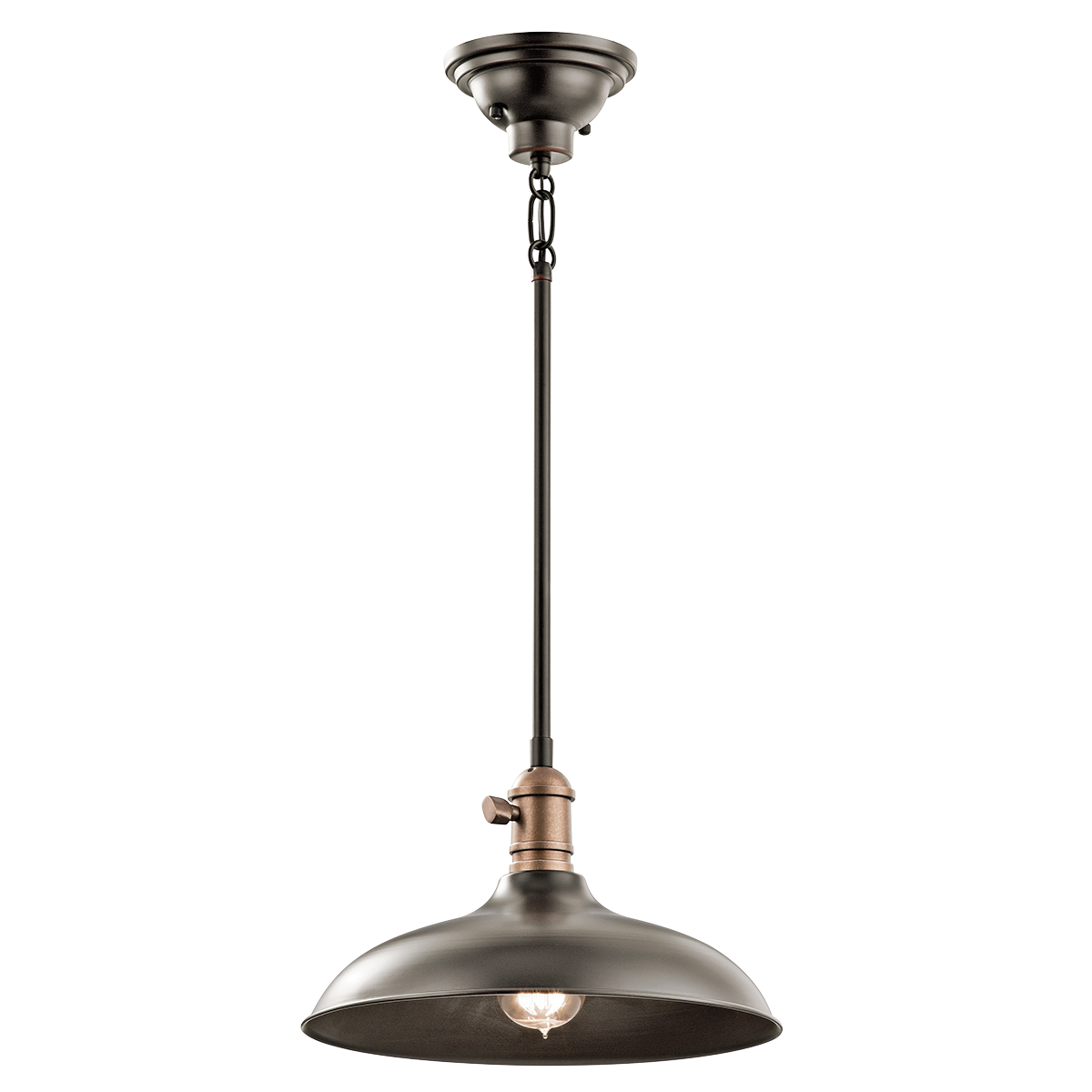 1 Light Pendant (42580OZ) in Olde Bronze   Cobsonthis comes with two ...
