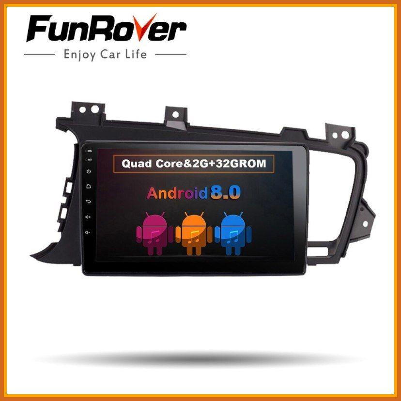Discounted Funrover 9 Android 8 0 2 Din Car Dvd Player For Kia K5 Kia Optima 2011 2015 Gps Radio Rds Stereo Multimedia Usb Cheap Car Audio Enjoy Car Car Audio