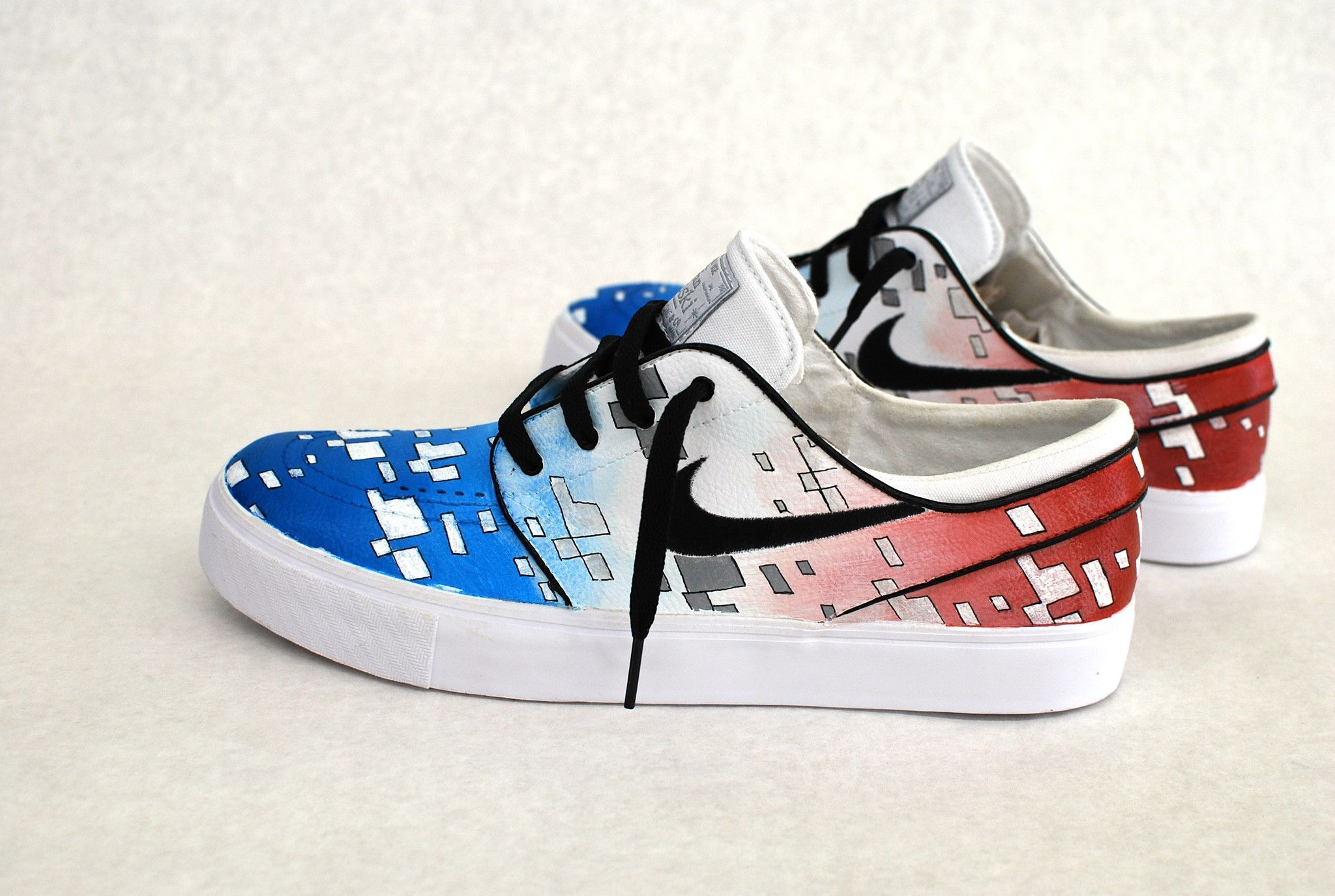 49+ Nike red white and blue shoes ideas information