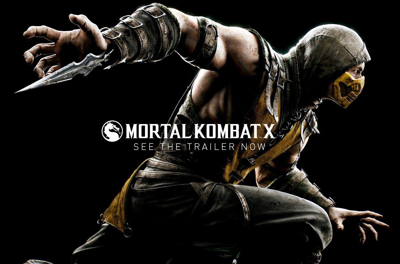 Nuevo Mortal Kombat X Confirmado Xbox 360 Mortal Kombat
