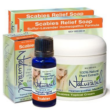 Includes 1 15ml Bottle Of Naturasil For Scabies Liquid 1