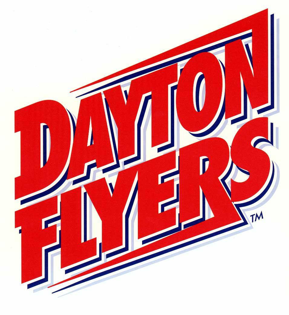 Dayton Flyers College Logos Pinterest College basketball