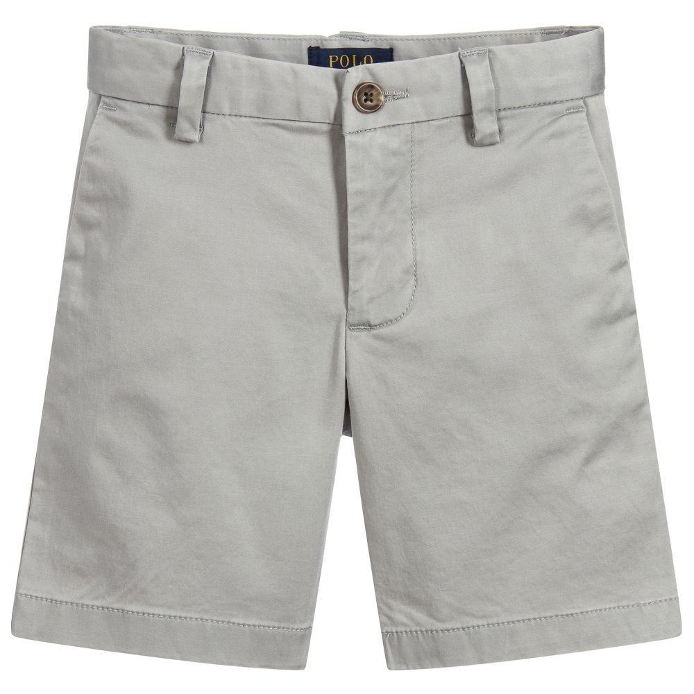 ralph lauren boys chino shorts