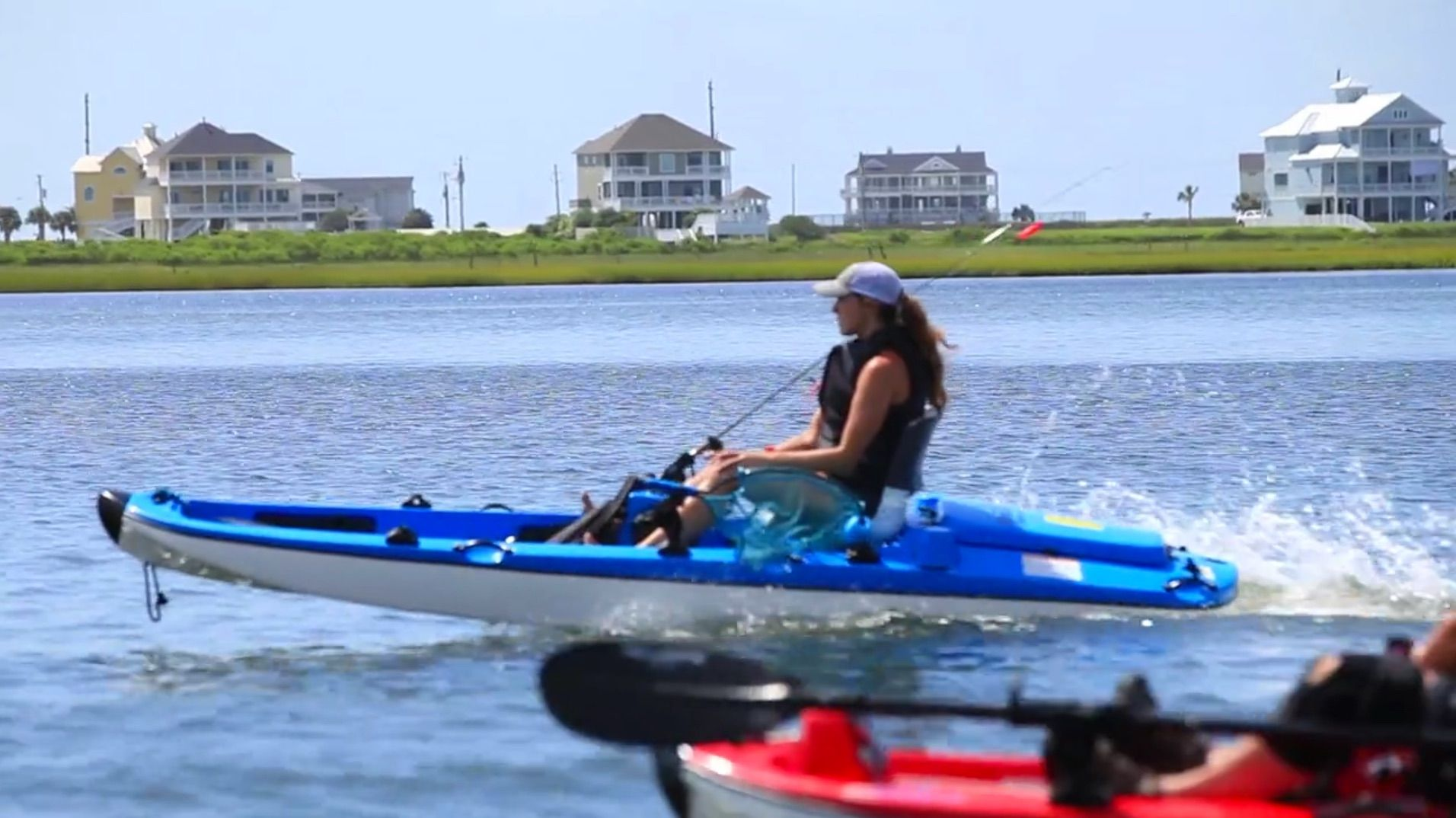 Have You Seen This Jet Propelled Kayak That Can Hit 32 MPH [VIDEO