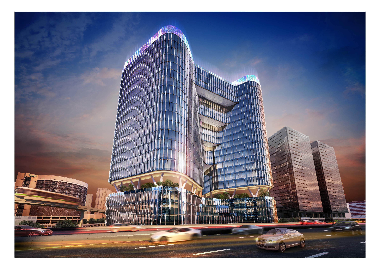 Proposed mercial Development NKIL 6512 Kwun Tong Green Building