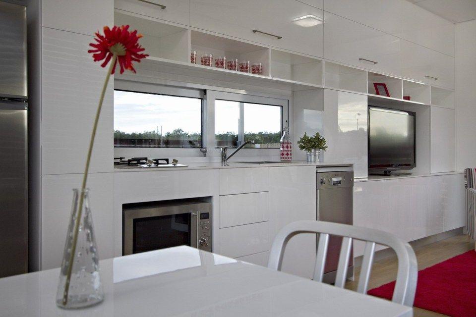 Nova Deko Shipping Container Milan Kitchen Built In Appliances   Home  Decorating Trends   Homedit