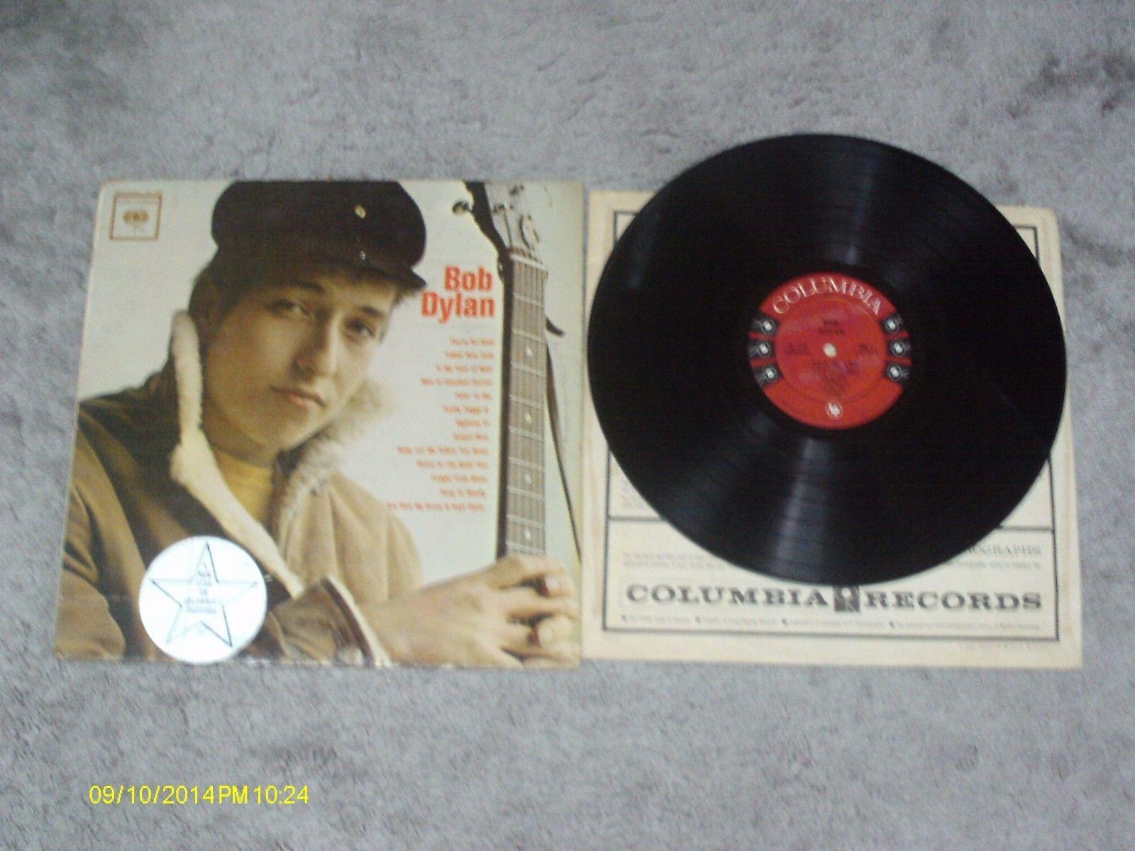 Popsike Com On Twitter Bob Dylan Rare Vinyl Records Dylan